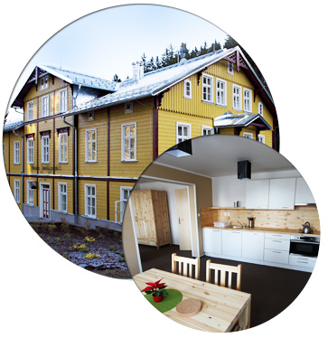 Pension Jansk� potok I.